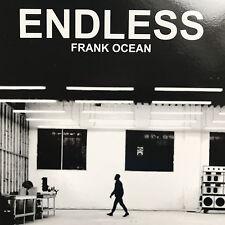 FRANK OCEAN - ENDLESS * LP CLEAR VINYL PROMO  * FREE P&P UK * MINT B01KU5VKY4 *