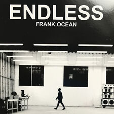 FRANK OCEAN - ENDLESS * LP PINK VINYL * PROMO * FREE P&P UK * MINT * B01KU5VKY4