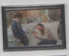 "The Walking Dead Season 3 Part 1 Shadow Box Trading Card GF-08 ""Doubt"""