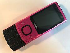 Nokia 6700 Slide - Pink  (Unlocked) Smartphone Mobile 6700s
