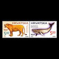 Croatia 2016 - Palaeontology Fauna Animals - MNH