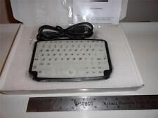 White Electronic Design PicoPad small Mini Sealed USB Keyboard 3319-00-G    N13