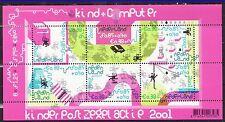 Nederland 2001 - MNH - Blok - Kinderzegels