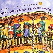Putumayo Kids Presents - New Orleans Playground [CD New]