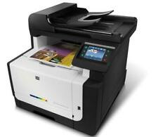 HP LaserJet Pro CM1415FNW All-In-One Laser Printer EXCELLENT
