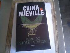 CHINA MIEVILLE-PERDIDO STREET STATION-TIF EXTRA-FANUCCI