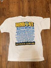 Hangout Music Fest 2013 Tom Petty Stevie Wonder Kings Of Leon Shirt