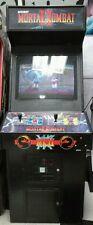 MORTAL KOMBAT II Upright Arcade Game - MORTAL KOMBAT HAS MET ITS MATCH!! Jamma