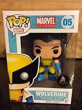 Funko POP! Marvel WOLVERINE Unmasked Logan Exclusive Xmen *Hanuman Custom *NEW