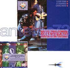 "BRUCE SPRINGSTEEN ""SATURDAY NIGHT LIVE"" RARE CDsingle MADE IN ITALY"