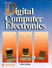 New - Digital Computer Electronics by Albert P. Malvino 3rd INTL ED