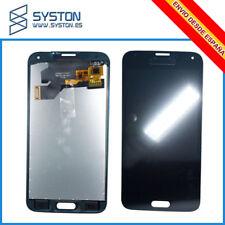 Pantalla Táctil LCD Display Compatible Para Samsung Galaxy S5 G900F i9600 NEGRO