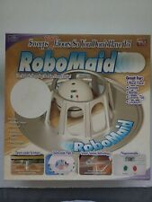 Robomaid Floor Cleaner Cleans Your Floors automatically. Rechargeable.