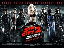 Frank Miller's Sin City A Dame to Kill For (2014) Movie Poster (24x36) - Alba v2