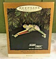 Hallmark Keepsake Christmas Ornament - Star Trek Klingon Bird of Prey 1994