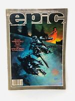 Epic Illustrated #13 August 1982 Marvel Moreno Suydam Veitch Heavy Metal FP20