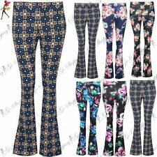 Unbranded Polyester Flared Trousers for Women