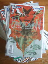 Batwoman #0, 1-36 + Annual #1 (1st Print) DC New 52