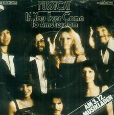 """7"""" Pussycat/If You Ever Come To Amsterdam (D) Am 3.12. Musikladen"""