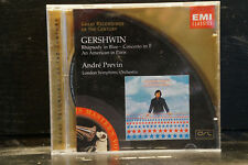 G. Gershwin-Rhapsody in Blue ecc./André Previn/London così