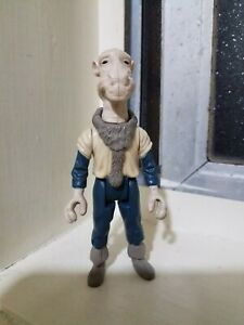Yak Face.Star Wars Kenner Figurine.1985 Original Vintage VGC(rare item)