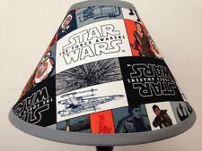 Star Wars The Force Awakens Children's Fabric  Lamp Shade