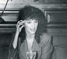 JACQUELINE BISSET PHOTO DE PRESSE CINEMA