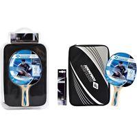 Donic Tischtennis Set Ovtcharov 700 mit 1 x Tischtennisschläger + Bälle + Tasche
