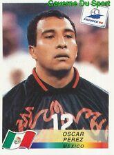 370 OSCAR PEREZ MEXICO VIGNETTE FIGURINE STICKER WORLD CUP FRANCE 98 PANINI