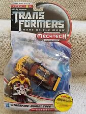 Transformers: Dark of the Moon - MechTech Deluxe - Cyberfire Bumblebee! NEW!
