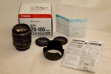 Canon EF 28-105mm f/3.5-4.5 II EF USM AF Zoom Made in Japan