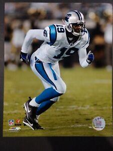 KEYSHAWN JOHNSON Carolina Panthers 8x10 ACTION PHOTO