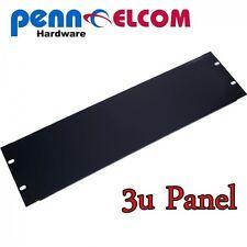Penn Elcom 3u Unidad Rack Suajes Placa