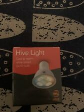 Hive Active Light Cool to Warm White Dimmable Smart LED GU10 Bulb 5.4W 350lm