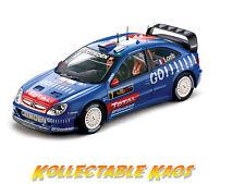 1:18 SunStar - 2006 Rally Cyprus -Kronos Citroen -  #1 Loeb/Elena NEW IN BOX