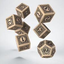 The One Ring RPG: One Ring Deluxe Dice Set CB71020 Out of Print