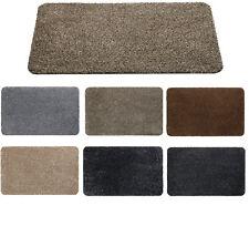 Fußmatte Aquastop Schmutzfangmatte Bodenmatte waschbar versch. Farben / Größen
