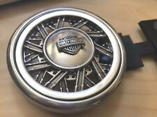 NEW Harley Davidson Belt Buckle SPINNER Silver 3-D SPOKES Spin 3D Classic LOGO