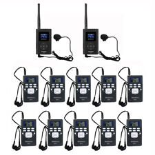 5CH Wireless Emission Conference System Simultaneous Interpretation FOR Meeting