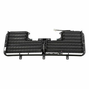 OEM NEW Front Panels Radiator Shutter 17-19 Silverado 1500 Sierra 1500 84363184