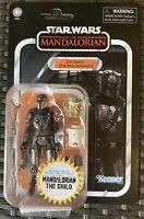 Star Wars Din Djarin Vintage Collection VC177 The Mandalorian Child Baby Yoda