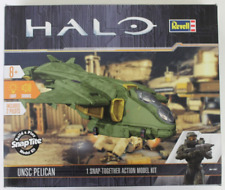 REVELL HALO, UNSC PELICAN, Lights, Sounds Model Kit 85-1767 NO SCALE LISTED ST