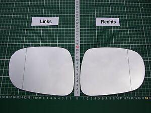 Rechts Beifahrerseite Spiegelglas Außenspiegel für Lexus IS XE20 2005-2008