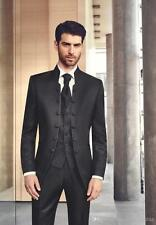Black Wedding Suits For Mens New Tuxedo The Best Groom Men Silm Fit Formal Suits