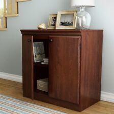 Wooden Storage Cabinet Sideboard Buffet Office Bedroom Kitchen Dining Organizer