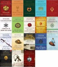 Outlander Series Full Set Diana Gabaldon 18 (EBOOKS) PDF Files