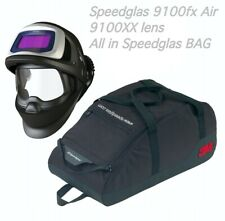3m Speedglas 9100 FX 9100XX dell'aria, SALDATURA DI TESTA TOP in Borsa