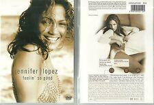 DVD - JENNIFER LOPEZ : FEELIN' SO GOOD / COMME NEUF - LIKE NEW