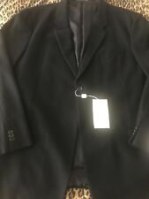 New Armani Collezioni Jacket  Made In Italy  Navy  48r Us
