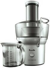 Breville BJE200SIL the Juice Fountain Compact Juicer with Juice Jug -RRP $159.95